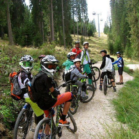 Carezza-Trail: wir kommen!