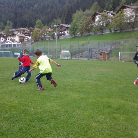 Fußballschnuppern für die Kleinen