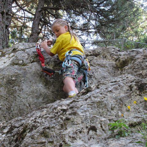 ASC Eggen Raiffeisen – Kletterkurs